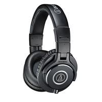 Auscultadores Audio-Technica ATH-M40x - Preto