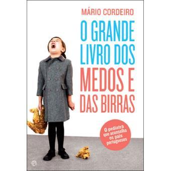 O Grande Livro dos Medos e das Birras