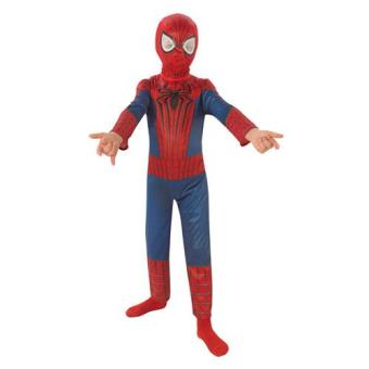 Disfarce Homem-Aranha (3-4 Anos)