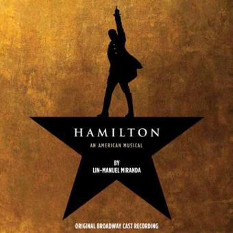 BSO Hamilton (Original Broadway Cast Recording) (Explicit) (2CD)