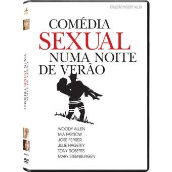 Comédia Sexual Numa Noite de Verão