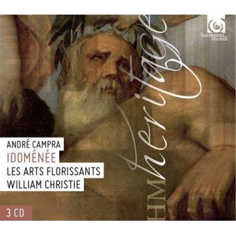 Campra | Idoménée (3CD)