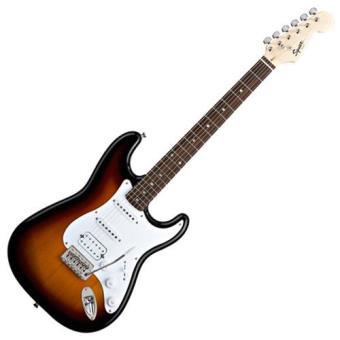 Guitarra Elétrica Squier Bullet Strat HSS RW BSB