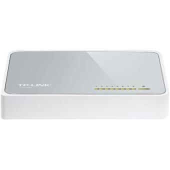 TP-Link Switch 8 Portas 10/100Mbps Desktop TL-SF1008D