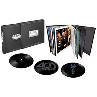 Star Wars: A New Hope 40th Anniversary - Box Set LP 12''