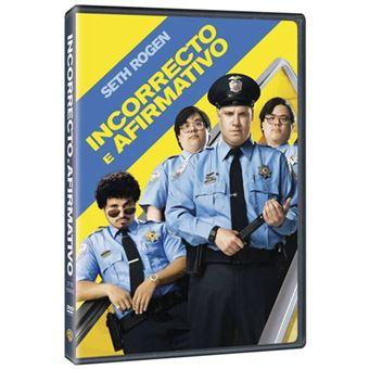Incorrecto e Afirmativo - DVD