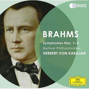 Brahms: Symphonies No.1-4 (2CD)