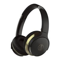 Auscultadores Bluetooth Audio-Technica ATH-AR3BT - Preto