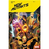 New Mutants by Jonathan Hickman - Book 1