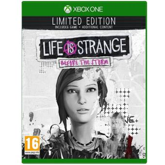 Life is Strange: Before the Storm Limited Edition - Xbox One