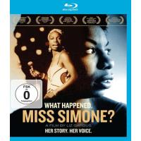 Nina Simone: What Happened, Miss Simone? (BD)