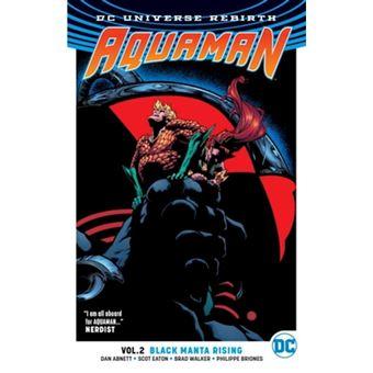 Aquaman tp vol 2 black manta rising