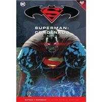Superman condenado 3-dc-novelas gra