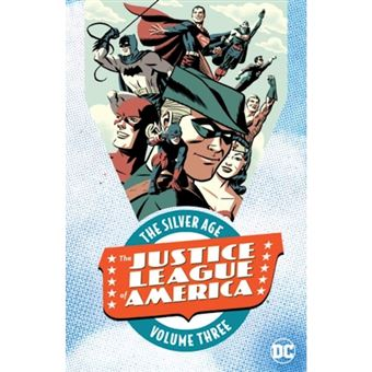 Justice league of america the silve