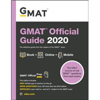 Gmat official guide 2020