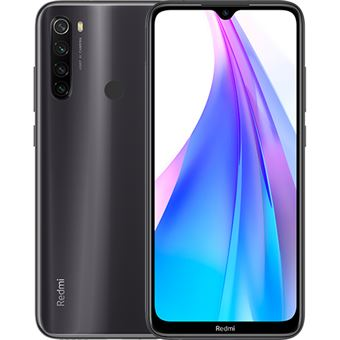 Smartphone Xiaomi Redmi Note 8T - 128GB - Moonshadow Grey