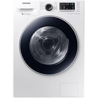 Máquina de Lavar e Secar Roupa Samsung WD70M4B53JW/EP