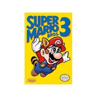 Poster Super Mario Bros 3