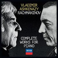 Rachmaninov | Complete Works For Piano (11CD)