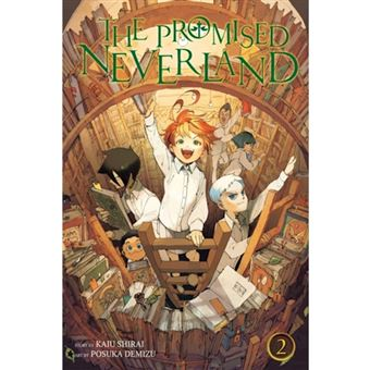The Promised Neverland - Book 2