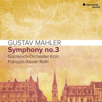 Mahler: Symphony No 3 - CD