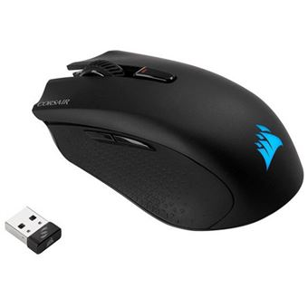 Rato Gaming Wireless Corsair Harpoon RGB
