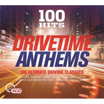 100 Hits - Drivetime Anthems - 5CD
