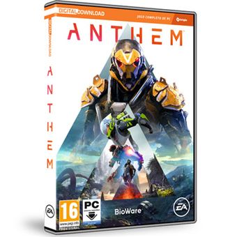 Anthem - PC - Code in a Box
