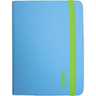 "Port Capa Flip Noumea Azul/Verde para Tablet 9""/10"""