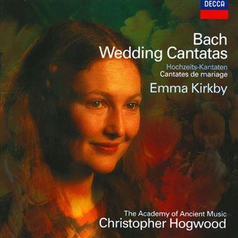 Wedding Cantatas - CD