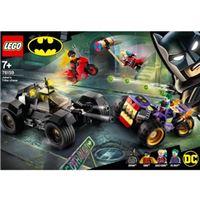 LEGO DC Batman 76159 Perseguição do Triciclo do Joker