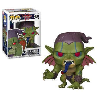 Funko Pop! Spider-Man Into The Spider-Verse: Green Goblin - 408