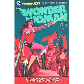 Wonder Woman - Book 6: Bones