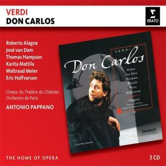 Verdi: Don Carlos - 3CD