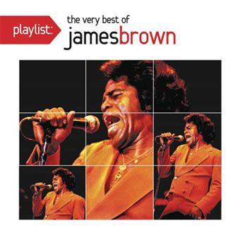 Playlist: Very Best of James Brown - CD
