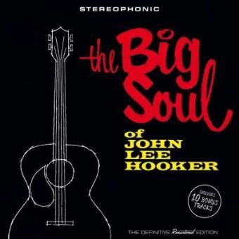 The Big Soul of John Lee Hooker