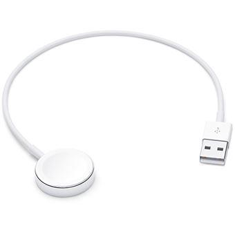 Cabo de Carregamento Magnético USB para Apple Watch - 0,3m