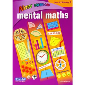 New Wave Mental Maths 5