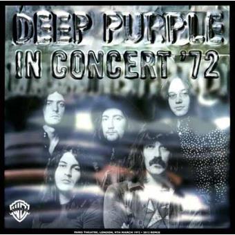 "In Concert '72 (2012 Remix) (2LP+7"")"