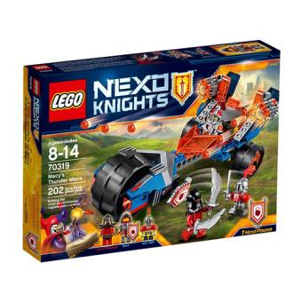LEGO Nexo Knights 70319 A Maça Trovejante da Macy