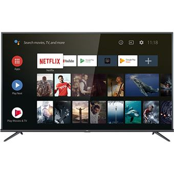 Smart TV Android TCL HDR UHD 4K 65EP660 165cm
