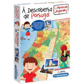 À Descoberta de Portugal - Clementoni