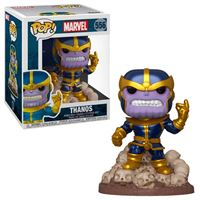 Funko Pop! Marvel Thanos Infinity Saga Metallic - 556