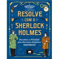 Resolve com o Sherlock Holmes