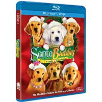 Santa Buddies: A Lenda do Patas Natal - Blu-ray
