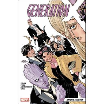 Generation X - Book 1: Natural Selection