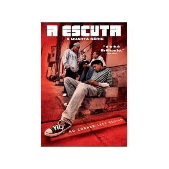 A Escuta - 4ª Temporada - DVD