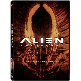 Alien 4: O Regresso - DVD