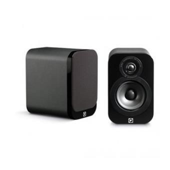 Q Acoustics Colunas 3010 (Preto Pele)