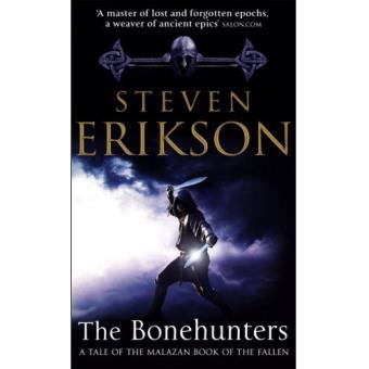 The Malazan Book of the Fallen - Book 6: The Bonehunters